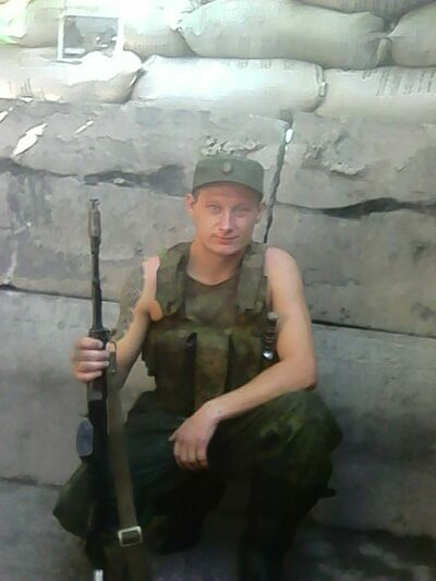 Фото мужчины валентин, Горловка, Украина, 23
