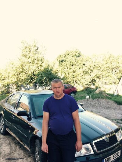 Фото мужчины igor, Надворна, Украина, 34